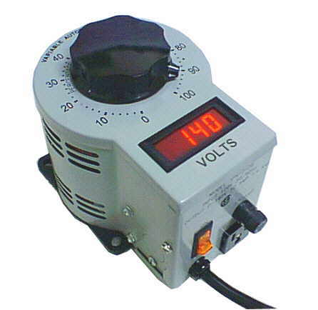 VARIAC Variable Transformers