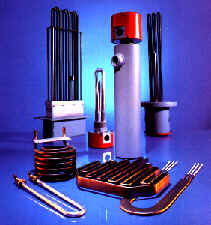 Industrial Electric Heating Elements
